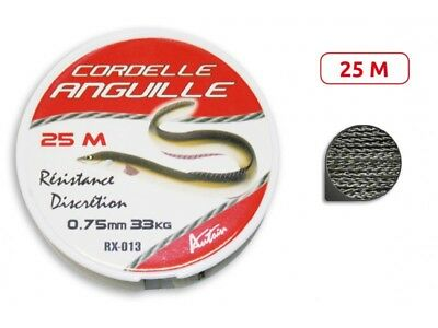 Cordelle A Anguille 25m - Neuf