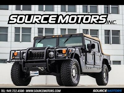 2006 Hummer H1 Alpha Open Top 2006 Hummer H1 Alpha Open Top, 40K miles, Duramax Engine, Allison Transmission