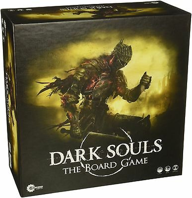 Dark Souls Steamforge Games Board Game