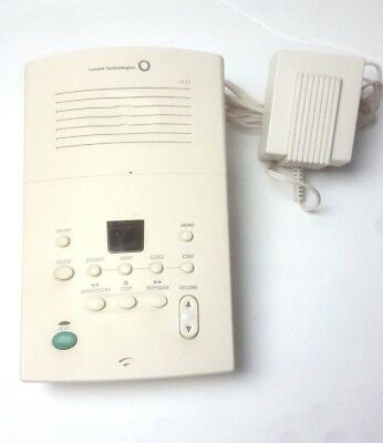 Lucent Technologies 1715 Tapeless  Digital Answering Machine House Phone Message