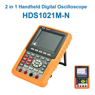 Handheld TFT Display Digital Oscilloscope SCPI Circuit Testing HDS Series LOCAL