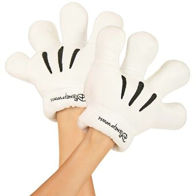 Plush Mouse Hands Gloves Fancy Dress Party Outfit Accessory