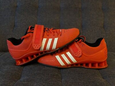 0679659fa29691 GREAT CONDITION MEN S adidas adipower weightlifting shoes size 10 ...