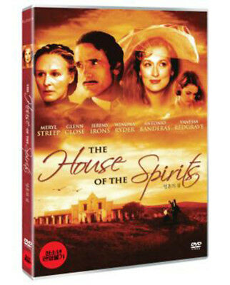 The House Of The Spirits (1993) Bille August / DVD, NEW