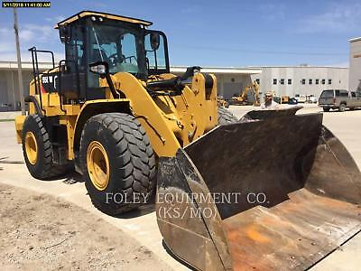 2016 CATERPILLAR 950M Wheel Loaders