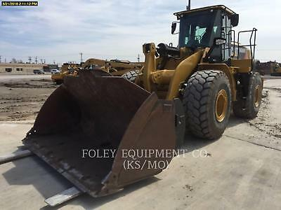 2015 CATERPILLAR 966M Wheel Loaders
