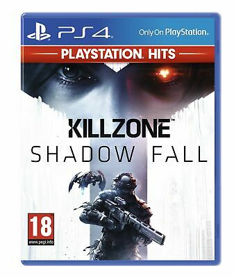 Killzone Shadow Fall HITS Range (PS4) New & Sealed UK PAL Free UK Postage
