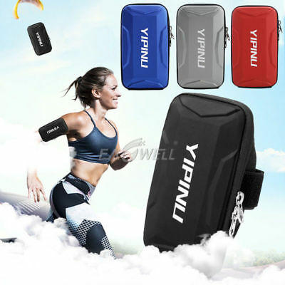 Running Jogging Sports Gym Arm Band Holder Case Bag Universal For Mobile Phone