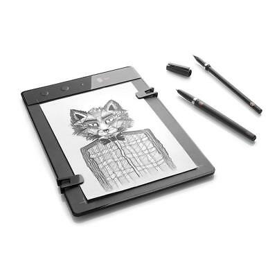 ISKN Slate 2 Digitales Graphic Tablet zeichnen Notiz Grafik USB Bluetooth