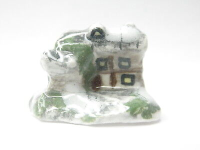Dollhouse Miniature Low English ceramic cottage
