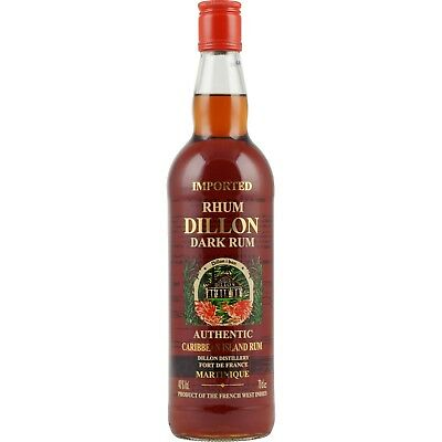 Dillon Cigar Reserve Dark Rum / Martinique