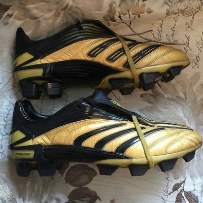 b3b7161b443d ADIDAS PREDATOR ABSOLUTE Black Gold FG