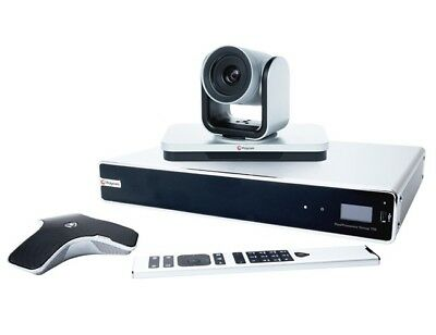 Polycom Group 700  Video Conferencing System Eagle Eye IV 12 X Camera
