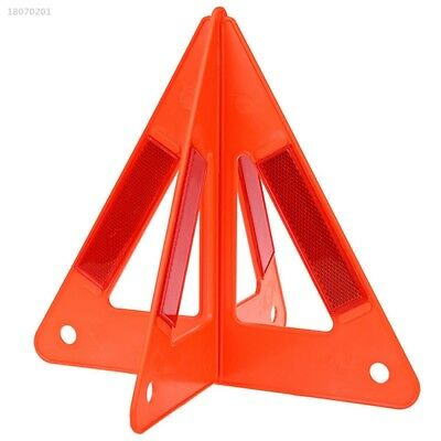 Orangered Triangle Car Accessories Emergency Tripod Foldable Automobile C06D1C3