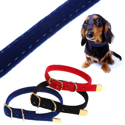 1PC Cat Pet Collars For Cat Dog Puppies Solid Cat Collars Breakaway Pet Products