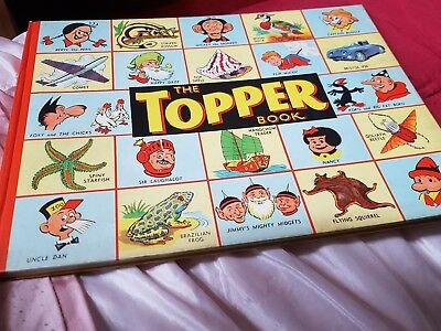 topper book x 1957 x very good condition x 35 x