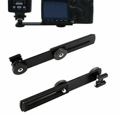 DC Camera Tripod Digital Camera Mount DSLR Flash Bracket Hot Shoe