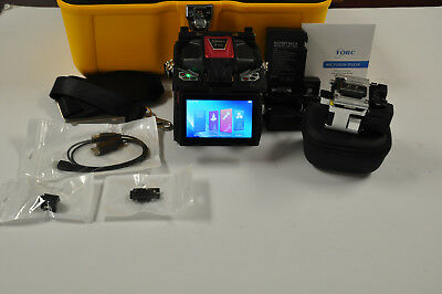 FORC F15 Core Alignment Fusion Splicer w/FORC MINI2 OTDR & Jonard TK160 Kit