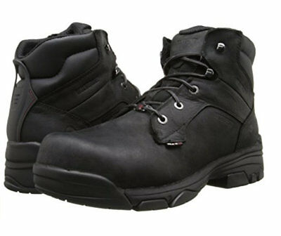 5cc45f95950 WOLVERINE MERLIN 6 Composite Toe Puncture Resistant Work Boot 13 EW ...