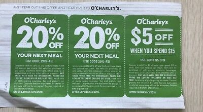graphic relating to O'charley's 20 Off Printable Coupon identify By way of Image Congress O.charleys Coupon