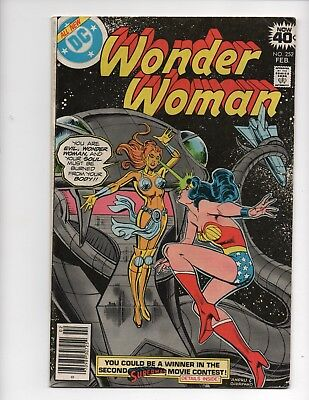 Wonder Woman (1st Series DC) #252 FN/VF 1979