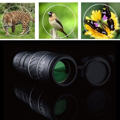 Hunting Monocular Day and Night Vision Monocular Telescope with 40x60 HD Optical