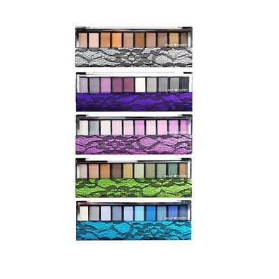Hard Candy Ten (10) Color Eye Shadow Palette - Top Ten Collection