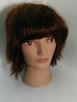 Vintage 1989 Pivot Point International Cosmetology Practice mannequin head, real