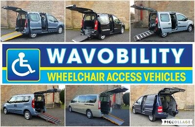 Quality used wheelchair access vehicles disabled ....