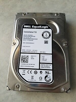 Dell Equallogic 1TB 7.2K SATA Hard Drive ST31000524NS 02HR85