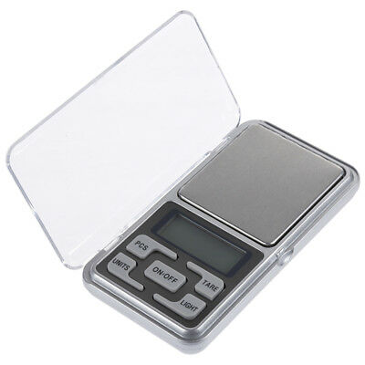 Mini Small Pocket Digital Electronic Weighing Scales Accurate to 0.1g grams