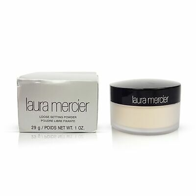 Laura Mercier Translucent Loose Setting Powder Face Makeup Full Size 29g New 2ND