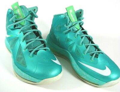 brand new 5a15b d1029 Nike LeBron 10 GS Basketball Shoes Size 7  543564-303