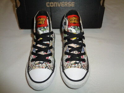 c9668d43bec61a Converse All Star Looney Toon High Chuck Taylor Toddler Shoe Size 11 - GUC