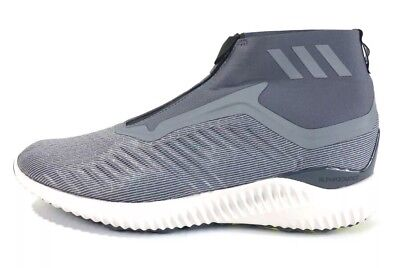 251ac17337b7c Adidas Alphabounce Zip M Men s Size 11 Running Shoes Grey White BW1385 NEW