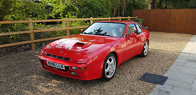 1983 Porsche 944 LUX 2.5 Manual Fast road / Track Car - Long MOT