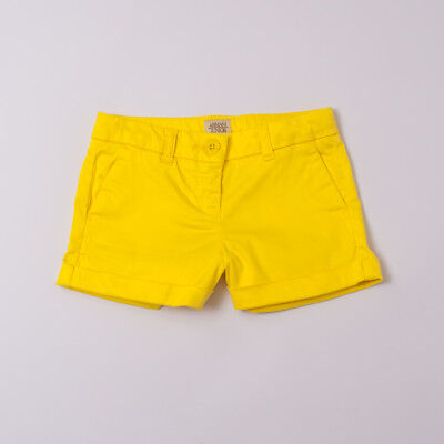 """Shorts Yellow Girl For Kids (5/6/8/12/14A) """"Armani Junior"""" 3Z3S05 2018 {-55%}"""