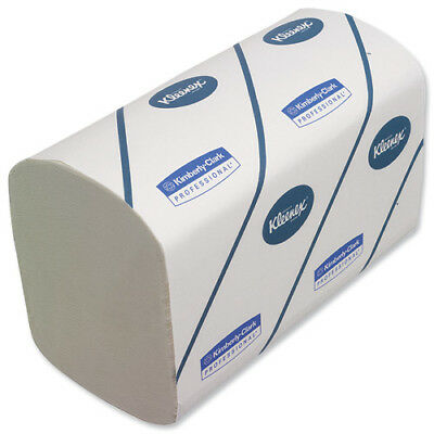 30 Kleenex Ultra Super Soft Hand Towels 3 Ply 315x215mm 96 Towels per Sleeve