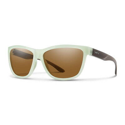 864351289a SMITH OPTICS COLLECTIVE 62-16-125 Brown Linen Sunglasses with TLT ...
