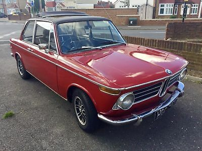 Bmw 2002 For Sale >> Bmw 2002 For Sale 87 00 Picclick Uk