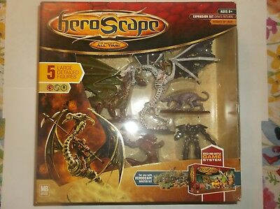 Heroscape Expansion Set Orm's Return , Heroes of Laur