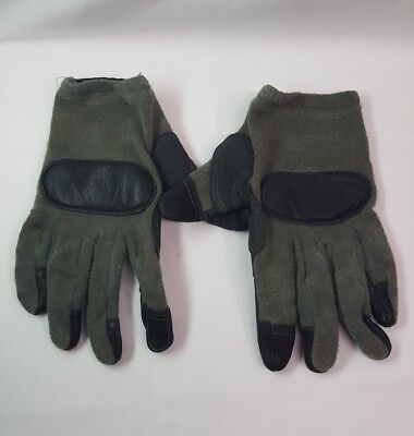 ONE PAIR HWI OD Green Combat Gloves HCG 752 Size Large See Listing