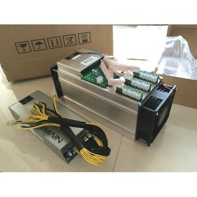 Antminer A3 Siacoin 815GH/s Blake(2b) Miner . IN HAND, READY TO SHIP!