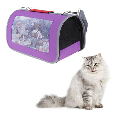 Pets Dog Handbag Puppy Cat Travel Shoulder Bag Carrier Multiuse Bag Durable