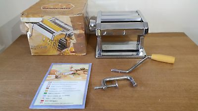 AT AIIIA 150mm-Deluxe Stainless Steel Pasta Maker Grade B