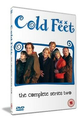 COLD FEET COMPLETE SERIES 2 DVD Seasons All Episodes Brand New and Sealed UK