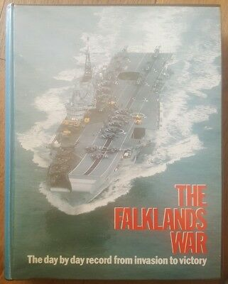 The Falklands War Complete Magazine Set Marshall Cavendish In Folder