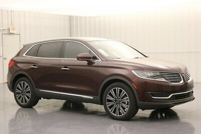 Lincoln MKX BLACK LABEL INDULGENCE THEME AWD 2.7 V6 TURBOCHARGED MSRP $63756 VENTIAN LEATHER SEATING ALCANTARA HEADLINER PANORAMIC VISTA ROOF