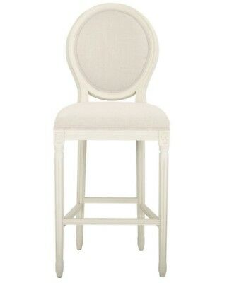 Home Decorators Collection Jacques 30 5in Natural Cushioned Bar Stool 3006