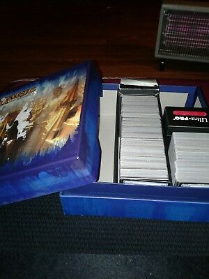 Huge mixed lot of Magic the Gathering Cards Unsorted common and uncommons boxes.